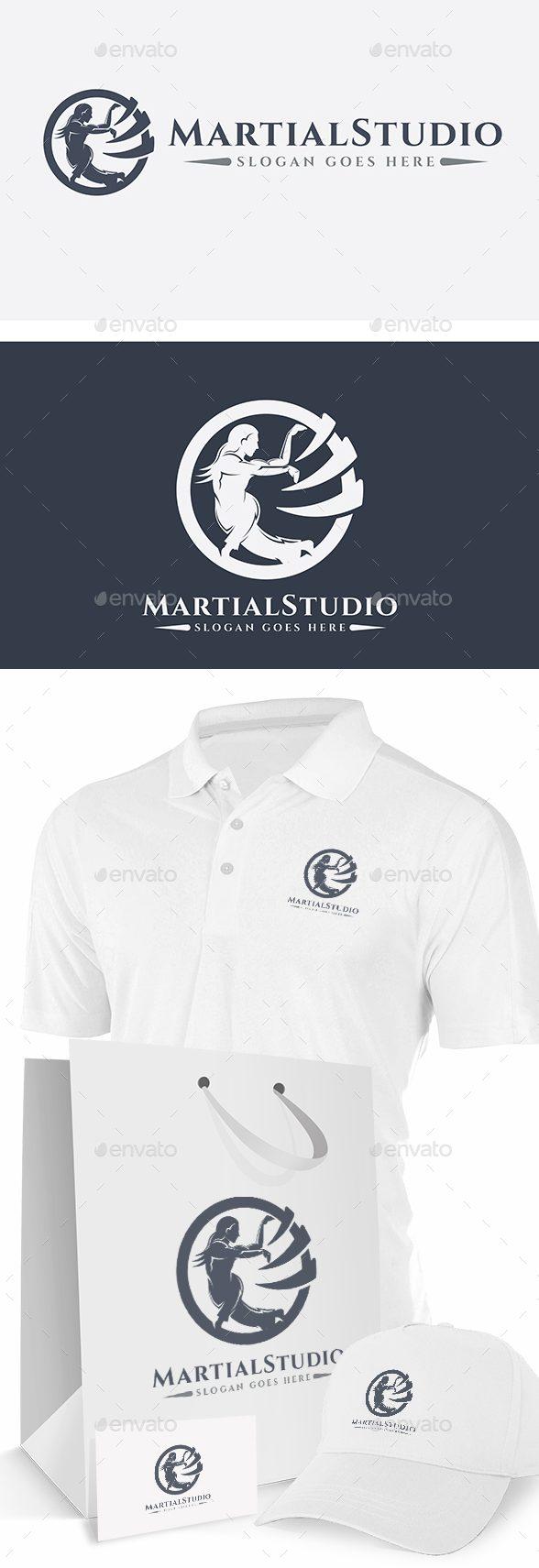 Logo Artes Marciales